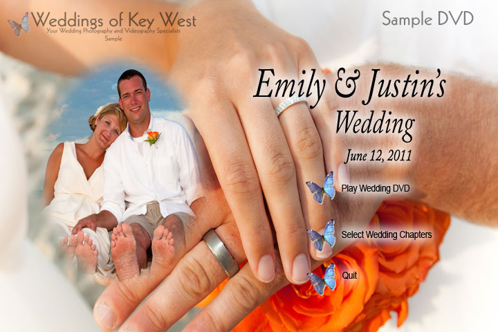 Key West Sunrise Wedding